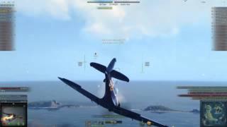 world of warplanes gameplay spitfire 1 10kills