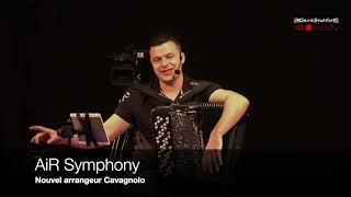 Arrangeur Cavagnolo AiR Symphony
