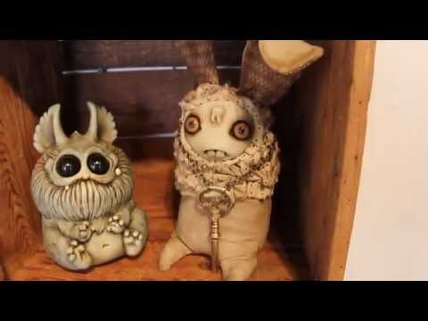 """Chris Ryniak And Amanda Louise Spayd """"Unseen Forces"""""""