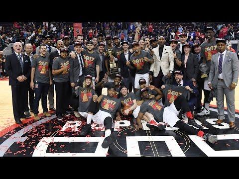 Raptors 905 Celebrate 2017 NBA Development League Title