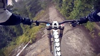 GoPro HD HERO Camera: Crankworx Whistler – Dual Slalom Finals & Garbanzo DH Preview