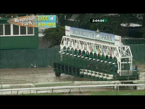 video thumbnail for MONMOUTH PARK 08-29-20 RACE 4