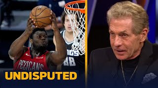 Skip talks Zion and Pelicans' strong offense with a lack of defense | NBA | UNDISPUTED