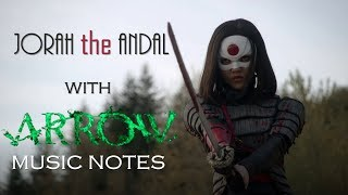 Katana Suite (Theme)   with Arrow Music Notes