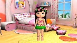 Ava 3D Doll Ава 3Д куклы #2 игровой мультик для малышей видео для детей   #УШАСТИК KIDS