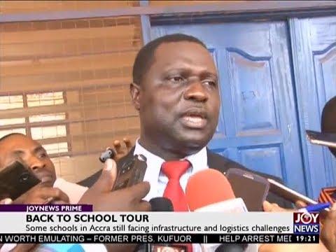 Back to School Tour - Joy News Prime (10-1-18)