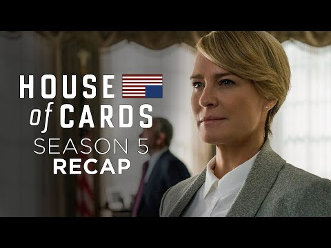 House of Cards | Season 5 Recap