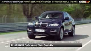 2014 BMW X6 Test Drive
