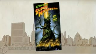 SCHLOCKTOBER 2012: ATTACK OF THE SUPER MONSTER (The Big Picture)