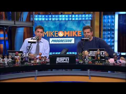 ESPN Radio - Mike & Mike on Kyrie Irving and Flat Earth ? ✅