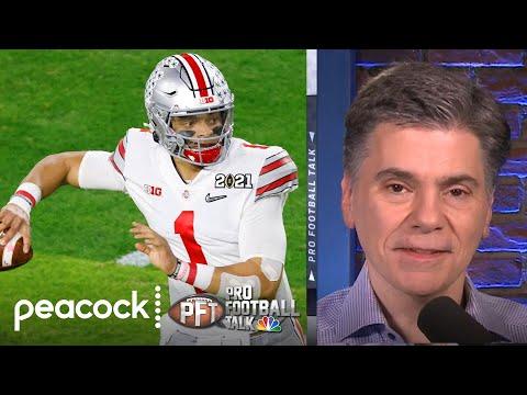 Speed Round: Most intriguing 2021 NFL Draft picks | Pro Football Talk | NBC Sports