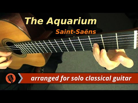 Camille SaintSaëns  The Aquarium, VII, from The Carnival of the Animals