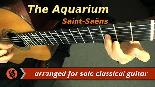 "Camille Saint-Saëns - ""The Aquarium,"" VII, from The Carnival of the Animals"