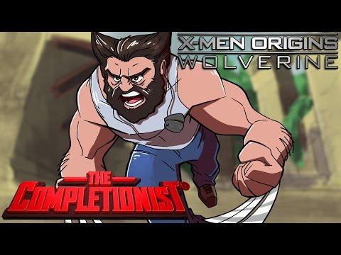 X-Men Origins Wolverine: The Most Badass Logan - The Completionist Review