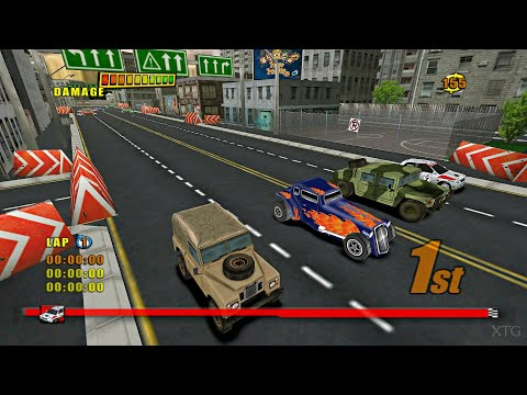 Urban Extreme PS2 Gameplay HD (PCSX2)