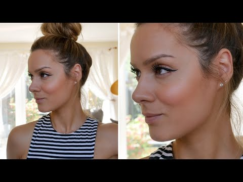 My Quick Everyday Makeup Routine | Shonagh Scott thumbnail