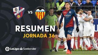 Resumen de SD Huesca vs Valencia CF (2-6)