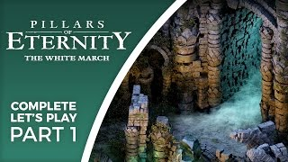 Let's Play Pillars of Eternity: The White March (complete) - Part 1 - Character creation