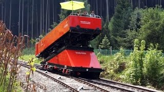 Oberweißbacher Bergbahn Impressionen - 48 Minuten Bergbahntechnik Abläufe Details