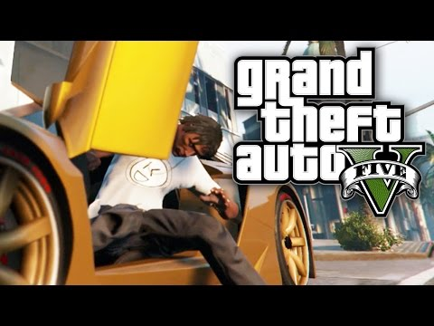 GTA 5 Online - FAST CARS AND QUICK CASH! (GTA V Online)