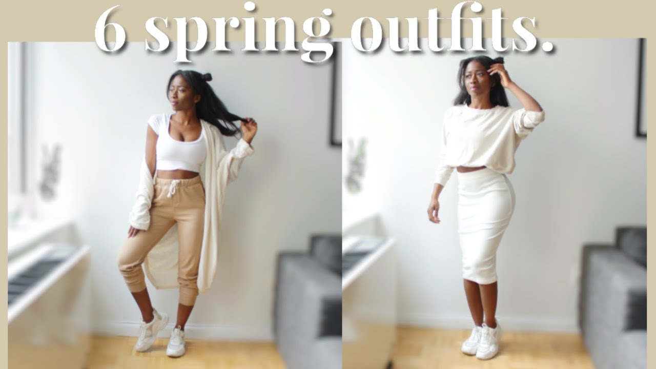 6 CUTE SPRING OUTFITS (APRIL 2019) 4