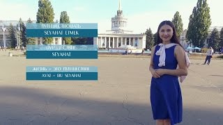 Видеоуроки «Elifbe». Вспоминаем лето по-крымскотатарски