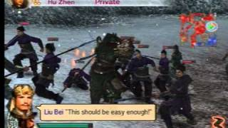 [PS2] Dynasty Warriors 5 Gameplay
