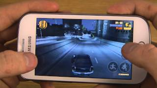 GTA 3 Samsung Galaxy Trend Plus Gameplay Trailer