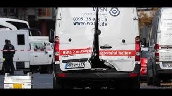 SCHÜSSE IN BERLIN: Maskierte überfallen Geldtransporter beim Alexanderplatz