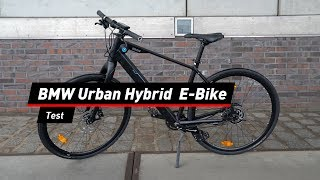 BMW: Urban Hybrid E-Bike im Test | deutsch