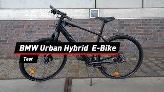 BMW: Urban Hybrid E-Bike im Test | deutsch