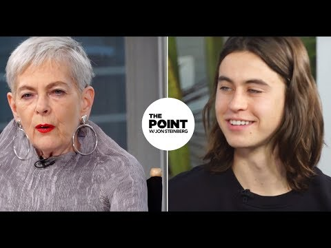 Lyn Slater and Nash Grier on Being a Social Media Influencer and Its Meaning - The Point