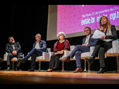 Lançamento Publicações TIC 2017 (Áudio em Português)