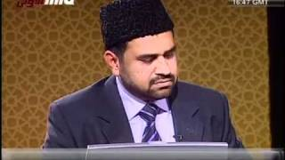 Where did Hadhrat Mirza Ghulam Ahmad of Qadian receive his revelations?