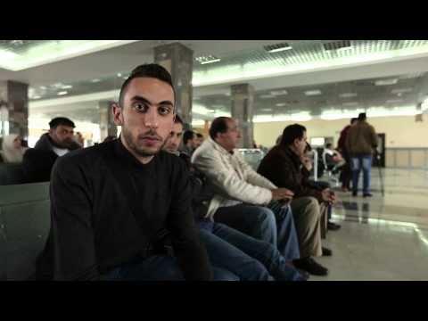Life in Gaza: Crossing through