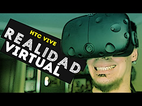 LA REALIDAD VIRTUAL HA LLEGADO (HTC VIVE Space Pirates)