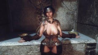 Skyrim Mod Review - Kira Bear-Slayer