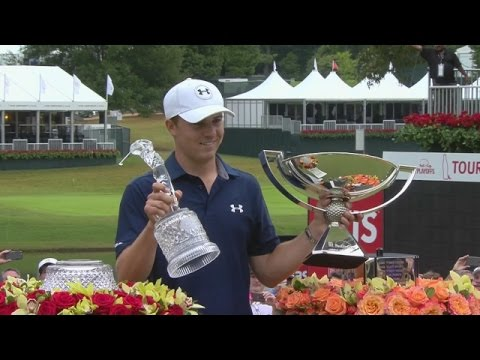 Highlights | Jordan Spieth wins it all at the TOUR Championship