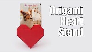 Kijk Origami Hart filmpje