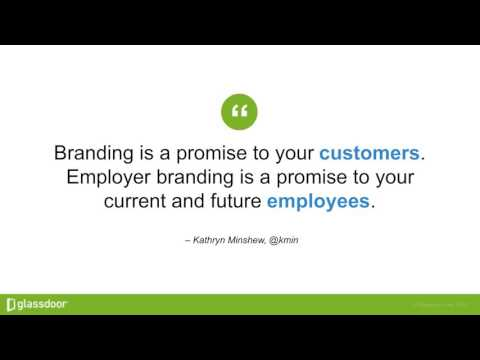 How to Build an Employer Brand from Scratch