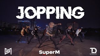 [KPOP IN PUBLIC CHALLENGE] SuperM 슈퍼엠 'Jopping' Dance Cover by The Dazzlers