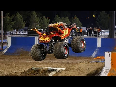 Zombie Fire S Freestyle Run 2019 Monster Jam All Star Challenge Youtube