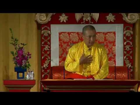 Un rey poco corriente (fragmento). La historia del Sákyong Mipham Rimpoché