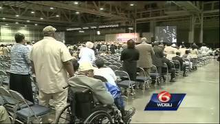 Christians fill Convention Center for National Baptist Convention