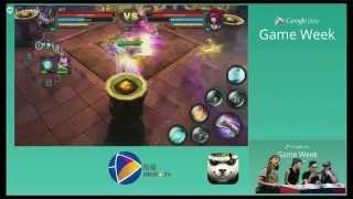 《Google Play Game Week》7/29 21:00 Coco Cherry/ 遊戲人間 x 太極熊貓