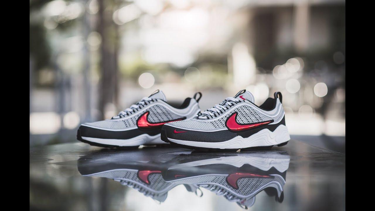 194c5d03dab4f Review  Nike Air Zoom Spiridon  16