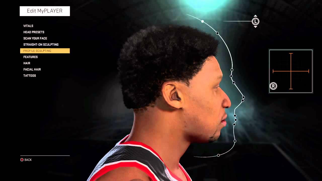 NBA 2K16 MyPlayer How to make Michael Ray Richardson