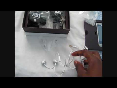Unboxing Lg Km900 Arena