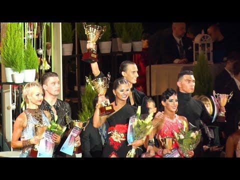 WDSF Riga Baltic GP | International Open Adult Latin Final