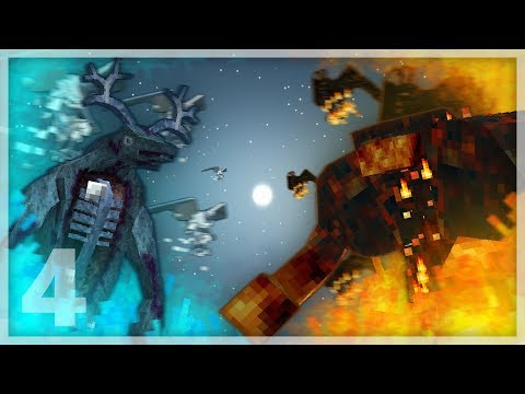 Fire and Ice - RLCraft #4